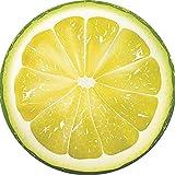 """Riiya Oversized 60 """"de di¨¢metro Fruta impresi¨®n toalla de playa para vacaciones de verano de vacaciones"""