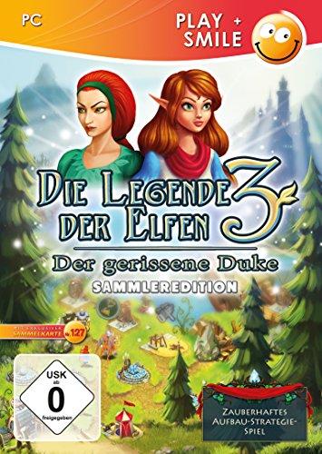 Rondomedia Die Legende der Elfen 3: Der gerissene Duke
