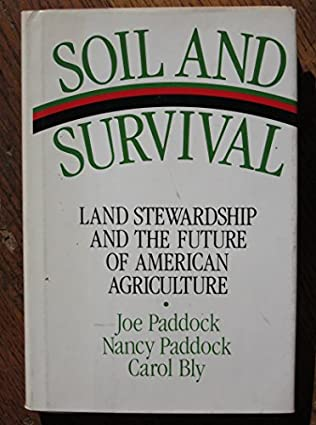 book cover of Soil and Survival