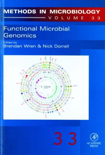 Functional Microbial Genomics: 33 (Methods in Microbiology) (2002-12-12)