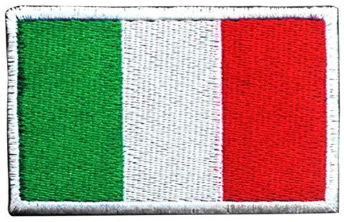 Dccn patch militari italia adesivo distintivo per zaini italia tactical patch