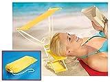 Kopfstütze Strand Kopfliege SUNNYBOY Sonnenliege Sonnenschutz