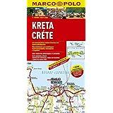 MARCO POLO Karte Kreta 1:150.000 (MARCO POLO Karten 1:200.000)