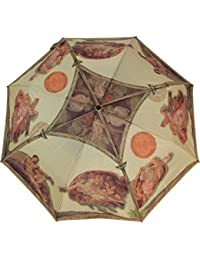 "Artbrollies Folding Umbrella - ""Sistine Chapel"""