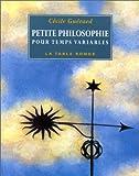 Image de Petite philosophie pour temps variable