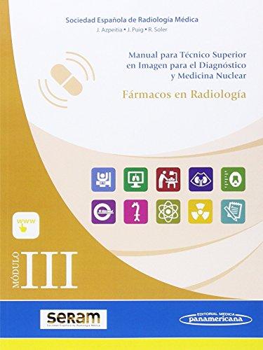 Módulo III. Fármacos en Radiología