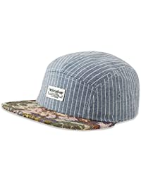 DJINNS - Pattern #2 (denim couch) - 5 Panel Cap