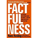 [ Hans Rosling ] Factfulness: Ten Reasons We're Wrong About The World - And Why Things Are Better Than You Think By Hans Rosling (Author) Board Book(2018)