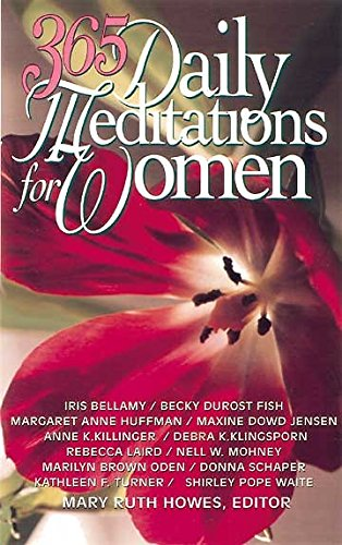 365 Daily Meditations for Women