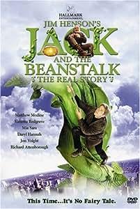 Jack & Beanstalk: Real Story [DVD] [Region 1] [US Import] [NTSC]