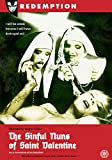 The Sinful Nuns of Saint Valentine [DVD]