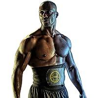 TNT Pro Series Waist Trimmer Weight Loss Sweat Belt - Premium Ab Wrap and Waist Trainer