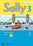 Sally - Englisch ab Klasse 3 - Allgemeine Ausgabe (Neubearbeitung): 3. Schuljahr - Activity Book: Förderheft: Mit Audio-CD und Portfolio-Heft