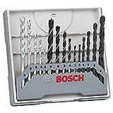 Bosch Professional 15-delige borenset assorti (voor metaal, hout en steen, accessoire schroefboormachine)