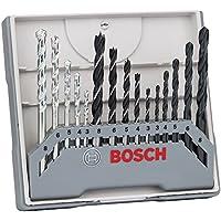 Bosch 2607017038 Set di Punte Miste da 15 Pezzi - Utensili elettrici da giardino - Confronta prezzi