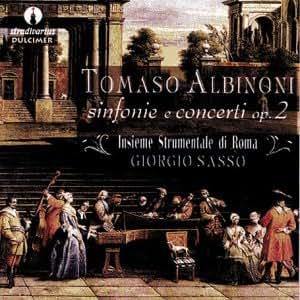 Sinfonie Et Concerti Op 2