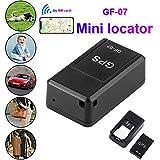 Alexsixs Mini GPS Tracker, Magnetic Car Vehicle GPS Tracking, Real Time Track, Car GPS Tracker, SOS Tracking Device