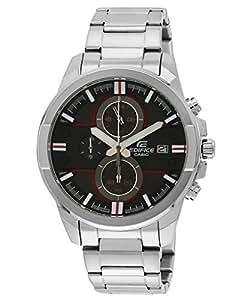 Casio Edifice Chronograph Black Dial Men's Watch - EFR-543D-1A4VUDF(EX226)