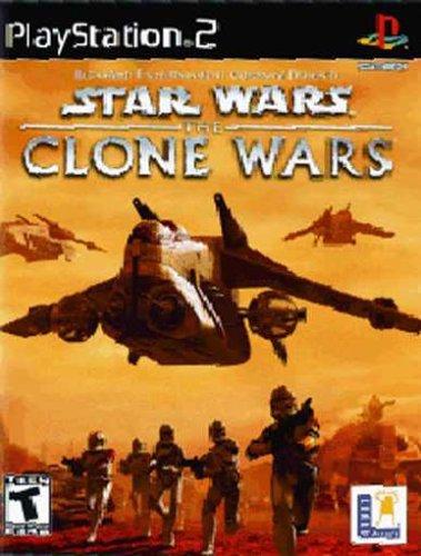 Star Wars - Clone Wars (Ps2 Wars Spiele Star)