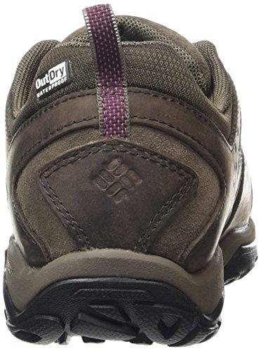 Columbia Peakfreak Xcrsn Outdry, Chaussures Multisport Outdoor femme, Marron (231), 38 EU (5 UK) Marron (231)