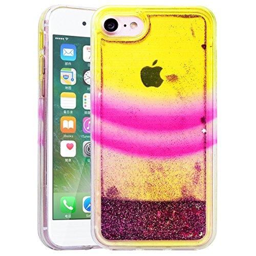 Coque iPhone 4 / iPhone 4S, HB-Int Etui iPhone 4 / 4S Silicone Souple Flexible Motif Rainbow Antichoc Sables Mouvants Housse Anti Rayure Shockproof Soft TPU Case Cover pour Apple iPhone 4 / 4S - Rayur Arche