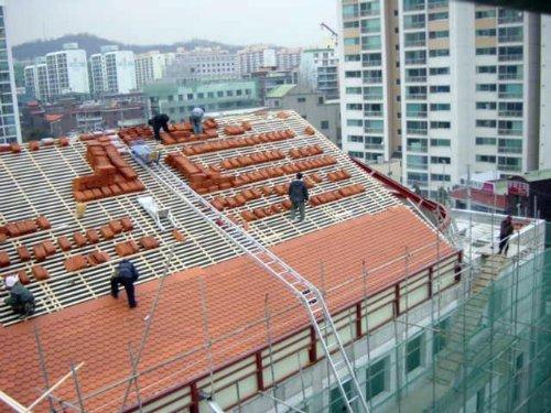 Geda Lift 200 Standard Dachdeckerlift 11,5m