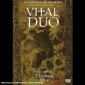 vital duo le jardin hors du temps vital duo
