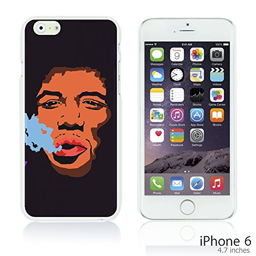 OBiDi - Celebrity Star Hard Back Case / Housse pour Apple iPhone 6 / 6S (4.7 inch)Smartphone - Che Guevara JIMI