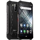 "teléfono moviles Resistentes(2019), Ulefone Armor X3 con Modo Submarino, Android 9.0 5.5 ""IP68 Impermeable móvil Trabajo, Dua"