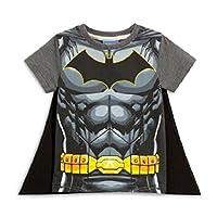 Next Boys Batman T Shirt Superhero Fancy Dress Top & Cape