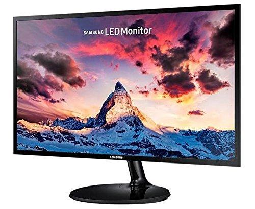 """Samsung LS24F350FH Monitor FHD da 24"""", LCD, 16.7 Milioni di Colori, 4 ms, 20 W, Nero"""