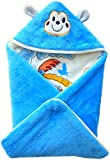BRANDONN NEWBORN Hooded Blanket cum Wrap...
