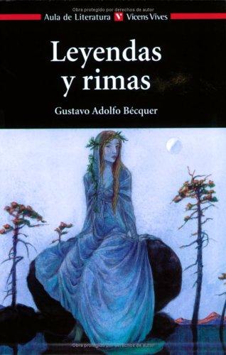 25. Leyendas y rimas (excepto Catalunya) (Aula de Literatura) por Agustin Sanchez Aguilar