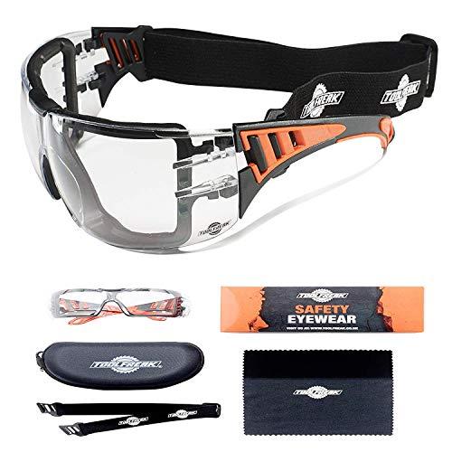 Gafas Protección ToolFreak Con Transparente