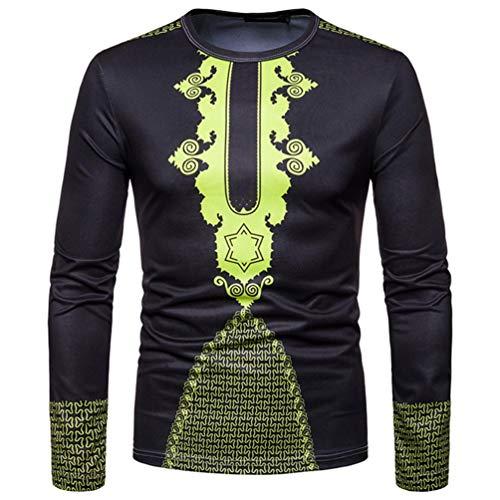 Hot! Manadlian Männer Coole Kapuzenpullover Herbst Winter Lässig Afrikanisch Indisch Drucken Dashiki Langarm Schwarz Pullover