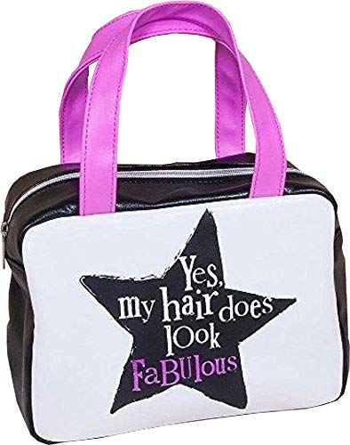 The Bright Side Hair Accessories Bag - Yes My Hair Does Look Fabulous! NEW by Bright Side Bright Side Bag
