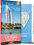 Reiseführer Dubai - Der Stadtreiseführer: Mit mehr als 50 Sehenswürdigkeiten, Faltkarte & Metroplan - Miramar Verlag