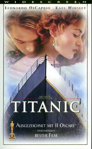 Twentieth Century Fox Home Entert. Titanic (Widescreen) [VHS]