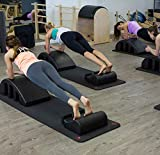 SHOWGG Pilates Yoga-Geräte Multifunktions-Fettverbrennung Fitnessgeräte Wirbelsäulenausrichtung Rückenkurve Gesundheit Pilates-Geräte Pilates Arc Balanced Body for Women