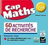 CAP Maths CM Éd. 2017 - Clé USB Activités de recherche