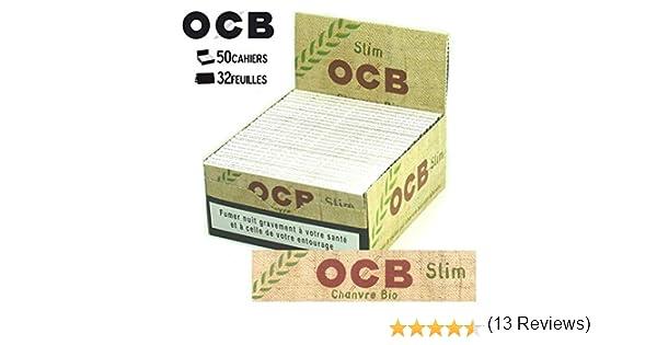 Lot De 10 à 400 Carnets Feuille à Roulé OCB Slim Premium,N°1 En France,Promo !!