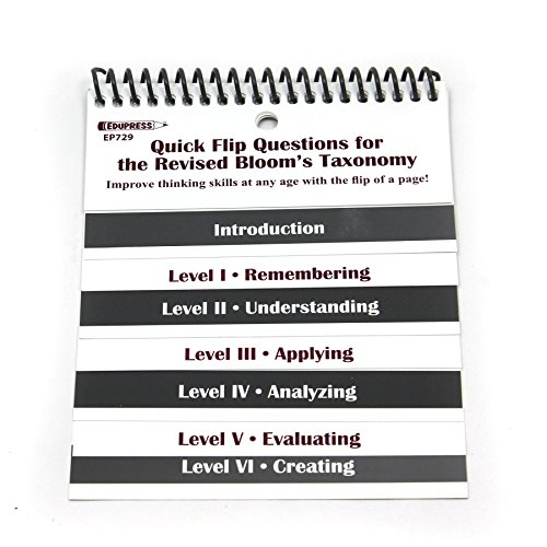 Quick Flip Questions for the Revised Bloom Taxonomy por Linda G. Barton