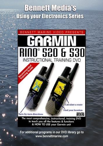 Preisvergleich Produktbild GARMIN RINO 520 / 530