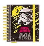 Erik - Agenda scolaire journalier Star Wars 2019/2020-10 mois