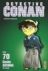 Détective Conan Edition simple Tome 70