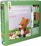 Kreativ-Set Bezaubernde Häkelminis: Buch mit Grundlagen sowie süßen Häkelanleitungen und Material für einen süßen Fuchs (Buch plus Material)