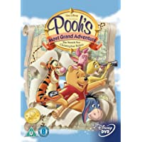 Winnie The Pooh's Most Grand Adventure - Search For Christopher Robin