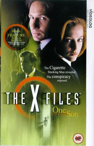 the-x-files-file-13-one-son-vhs-1994