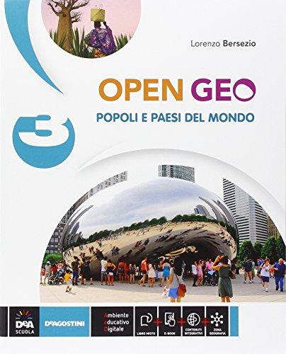 Open Geo. Per la Scuola media. Con e-book. Con espansione online: 3