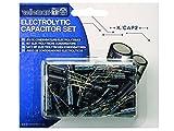 Construir módulos/K cap2 Condensador electrolítico Set